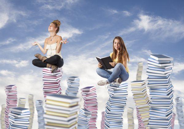 Yoga Grundschüler und Teenager