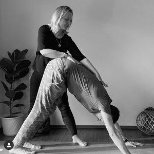 Personal Yoga Training